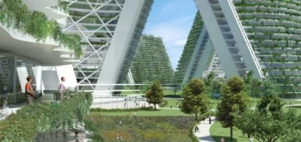 Un viitor verde inspirat din natura