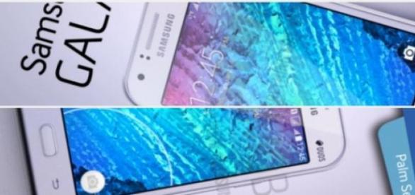 Algunas fotos oficiales del Galaxy J1.