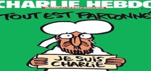 coperta de miercuri a editorialului charlie hebdo