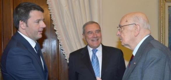 Dimissioni di Giorgio Napolitano