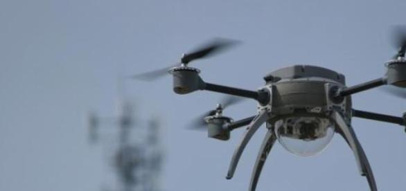 Drones podem vir a ser repórteres de imagem