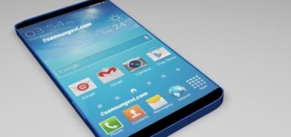 Este es un prototipo del Galaxy S6.