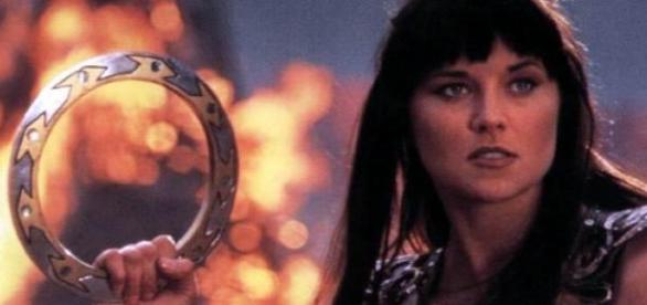 Femei amazoniene din trecut