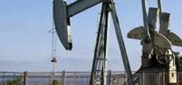 Image d'un puits de pétrole