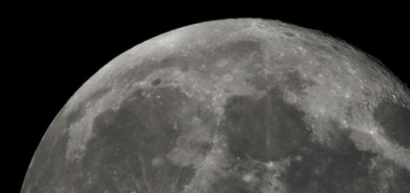 La Luna, fuente del isótopo Helio 3