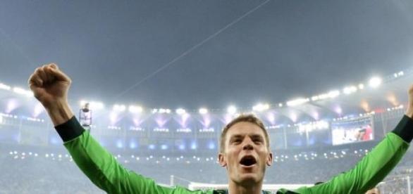 Manuel Neuer la desventaja de ser portero