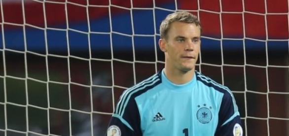 Neuer quedó en tercer lugar en el Balón de Oro