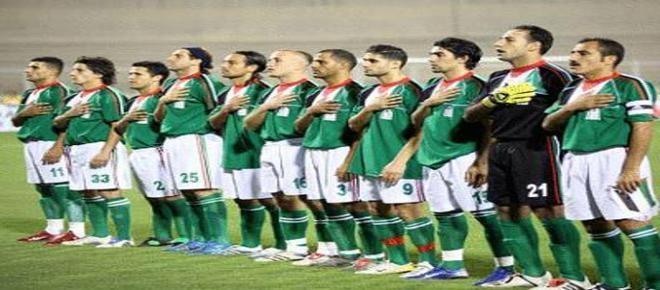 Nazionale di calcio della Palestina
