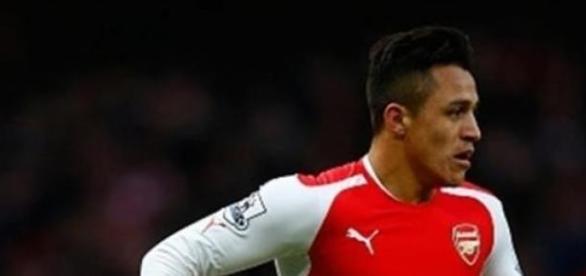 Alexis Sanchez's brace helped see off Stoke