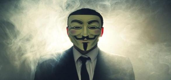 Anonymous. Faci parte dintr-un grup strain tuturor