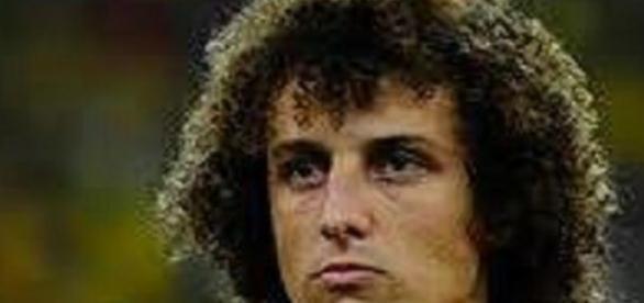 David Luiz made the world team of the year