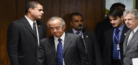 Ex diretor da Petrobras Nestor Cerveró
