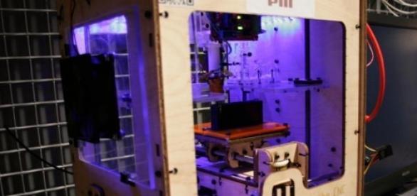 Impresora 3 dimensiones MakerBot