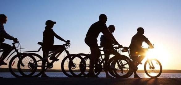 Mersul pe bicicleta este util si placut!