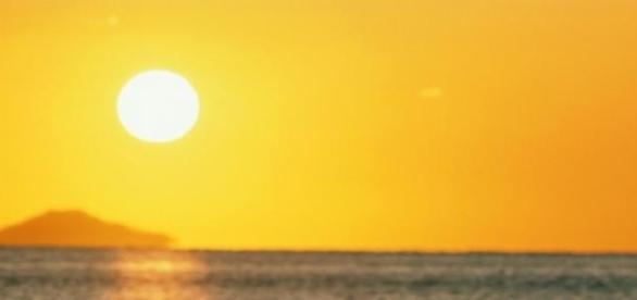 rasarit de soare la ocean