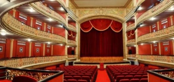 Teatro de Santa Isabel, no Recife
