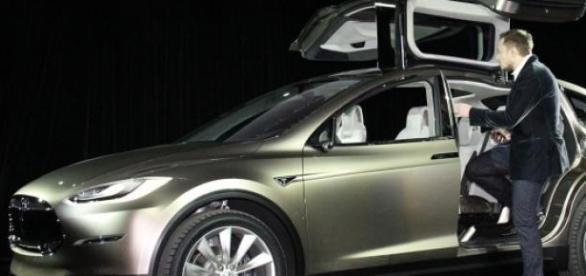 Tesla X, en imagen de archivo
