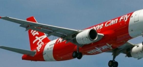 L'A320-200, reliant Surabaya à Singapour