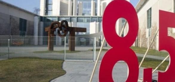 Le salaire minimum allemand pour 8,50 € horaire