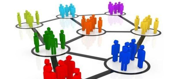 Networking ajuda na realização profissional.