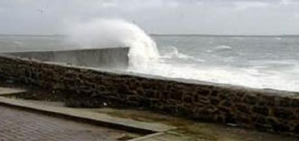 Stormy weather has caused disruptions across UK