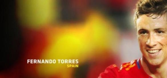 Fernando Torres volvió contra el Madrid