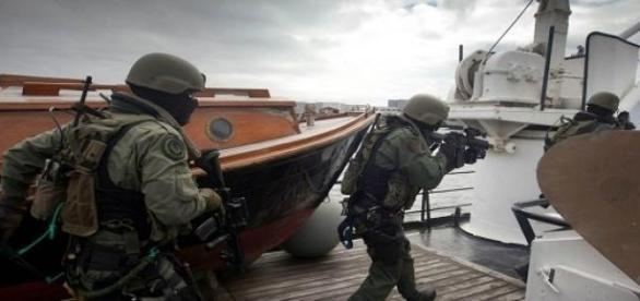 Les forces spéciales ont abattu deux jihadistes.