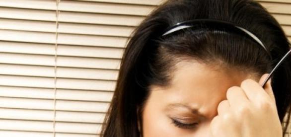 Stresul provoaca dureri de cap puternice!