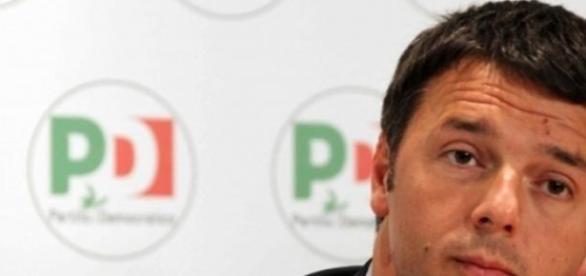 Il Pd di Renzi dato in calo dai sondaggi