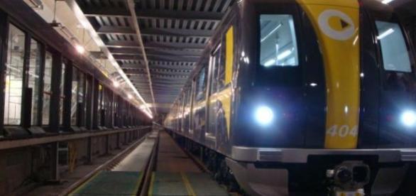 Apagão prejudicou linhas do metrô