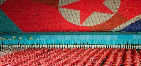 En Corée du Nord, la propagande est omniprésente.
