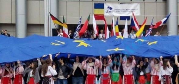 europeni, cetateni, romani, muncitori