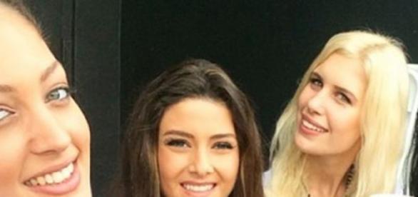 Foto partilhada no instagram da Miss Israel