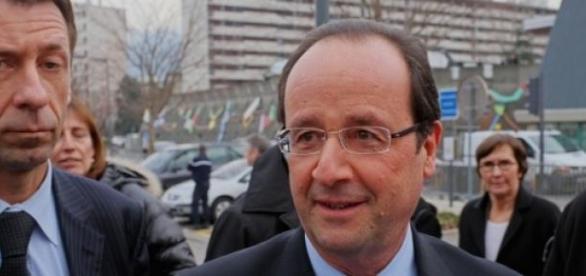 François Hollande connait une hausse de popularité