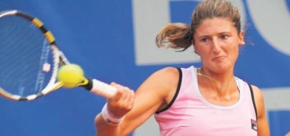 Irina Begu a detonat bomba la Australian Open