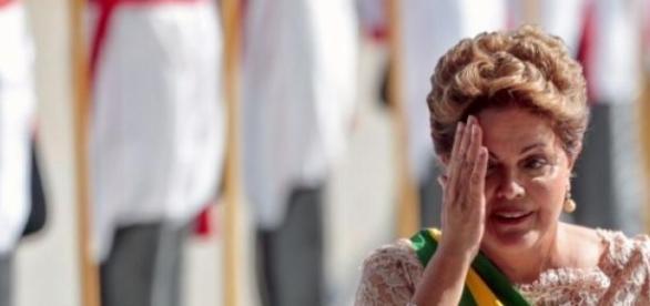 Dilma foi reeleita Presidente do Brasil