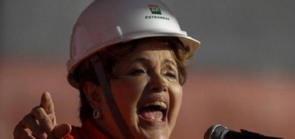Dilma Rousseff (source Twitter: @ilarrazaw)