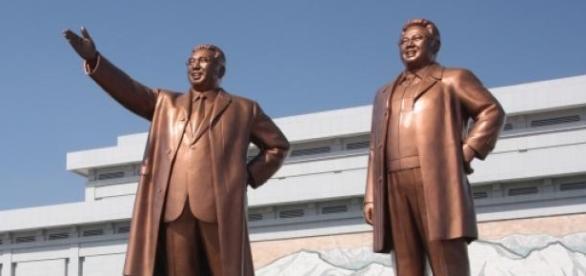 Discurso recebido com ceticismo em Seul.