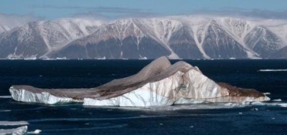 El océano Ártico absorbe más luz solar