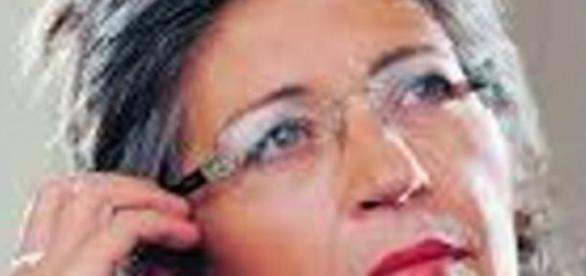 La senatrice PD Anna Finocchiaro.