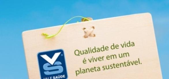 Qualidade de vida : nutrição e sustentabilidade