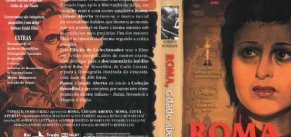 'Roma Cidade Aberta' lançado em 1945.