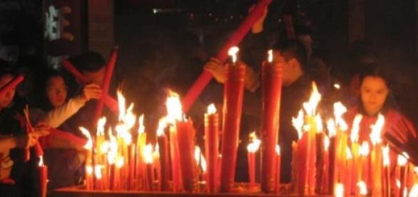Tradicional Ano Novo Chinês