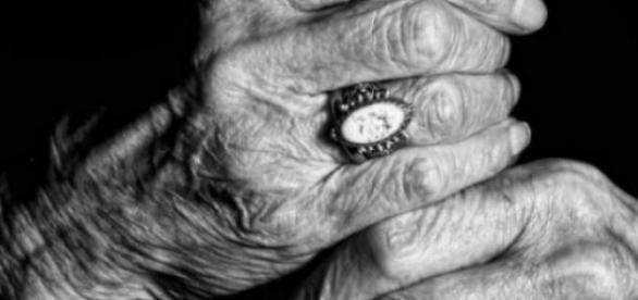 batrana in varsta de 112 ani