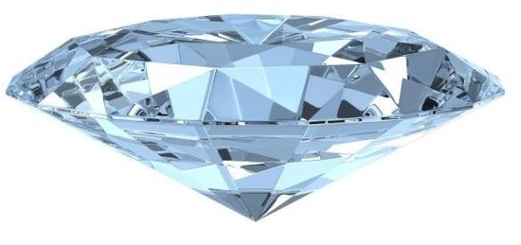 Diamante: um objeto muito pretendido