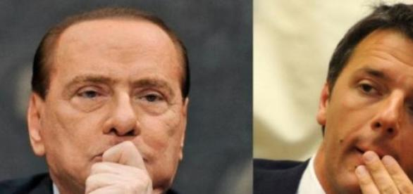 Il Patto del Nazareno fra Berlusconi e Renzi