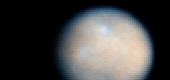 Podría haber un océano bajo la superficie de Ceres