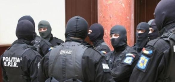 Sefii Politiei Timis, retinuti