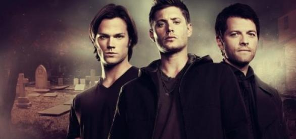 supernatural (imagine de coperta)