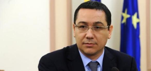Victor Ponta, prim-ministrul Romaniei